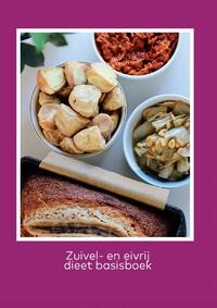 Zuivel- en eivrij dieet basisboek-Marieke van der Pavert, Marloes Collins, Moo de Jonge, Tiffany Pinas