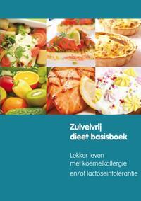 Zuivelvrij dieet  basisboek-Marieke van der Pavert, Marloes Collins, Moo de Jonge, Tiffany Pinas