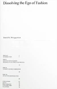 Dissolving the Ego of Fashion-Daniëlle Bruggeman