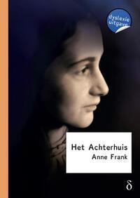 Het achterhuis - dyslexie uitgave-Anne Frank
