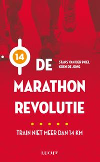 De marathonrevolutie-Koen de Jong, Stans van der Poel-eBook