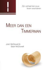 Meer dan een timmerman-Josh McDowell, Sean McDowell