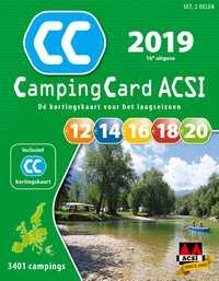 ACSI CampingCard 2019 set 2 delen-Acsi