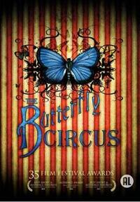 Butterfly Circus-DVD