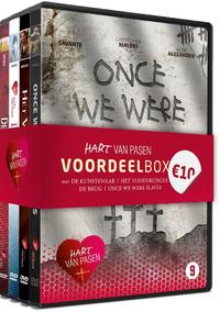 Hart Van Pasen (4DVD-Box)-DVD