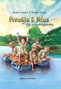 Op scoutingkamp-Mireille Hovius, Sandra Kuipers