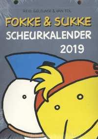 Fokke & Sukke scheurkalender-Bastiaan Geleijnse, Jean-Marc van Tol, John Reid