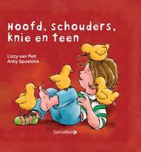 Hoofd, schouders, knie en teen-Lizzy van Pelt
