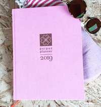 Purpuz planner 2019-Clen Verkleij