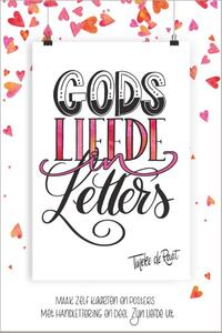 Gods liefde in letters-