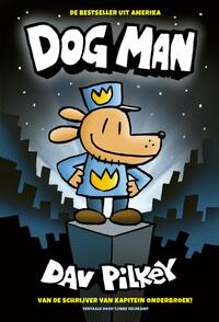 Dog man-Dav Pilkey