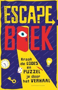 Escape boek-Ivan Tapia, Montse Linde