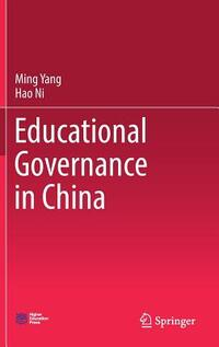 Educational Governance in China-Ming Yang