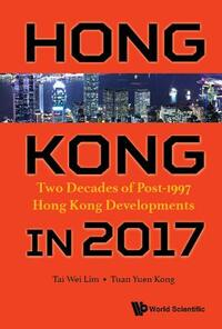 Hong Kong in 2017-